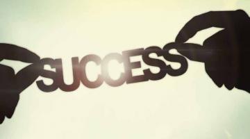 Want success?