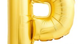 An inflatable P