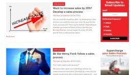 sales blog