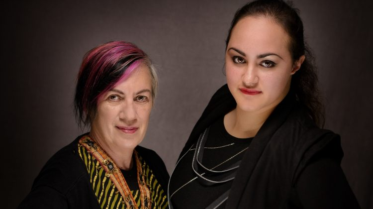 Leilani and Anastasia Rickard - Natura Aura