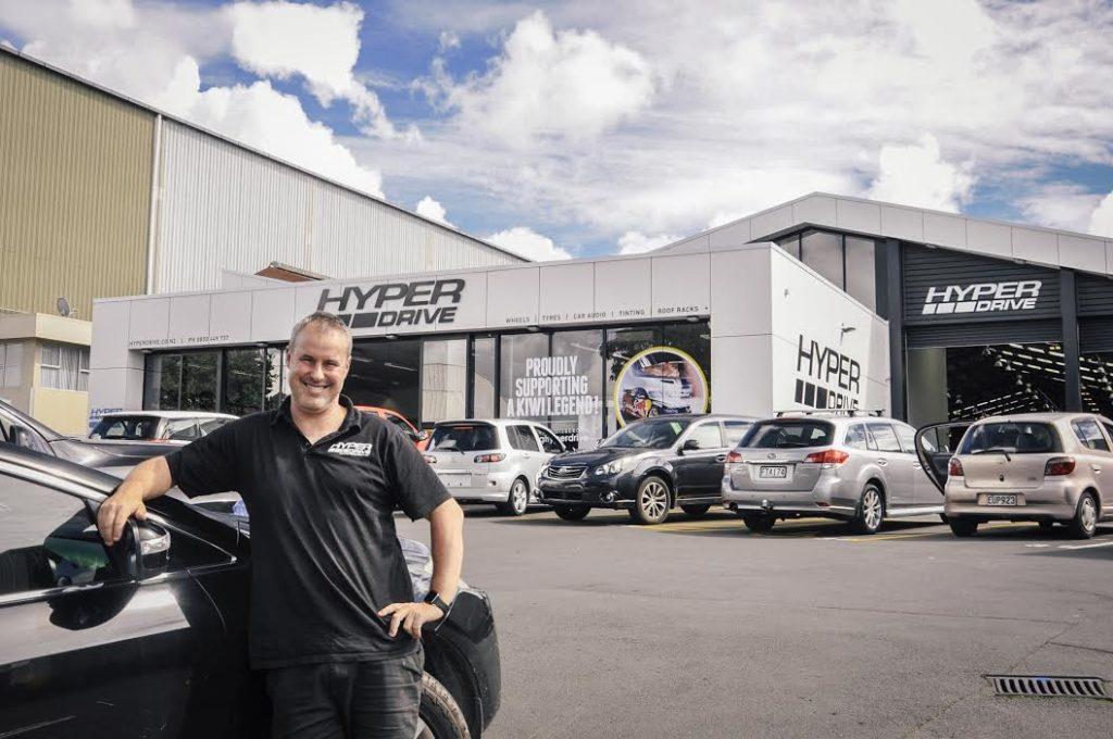 Hyper drive Penrose