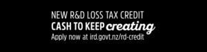 WORKING ON A BIG IDEA? THE R&D LOSS TAX CREDIT COULD HELP