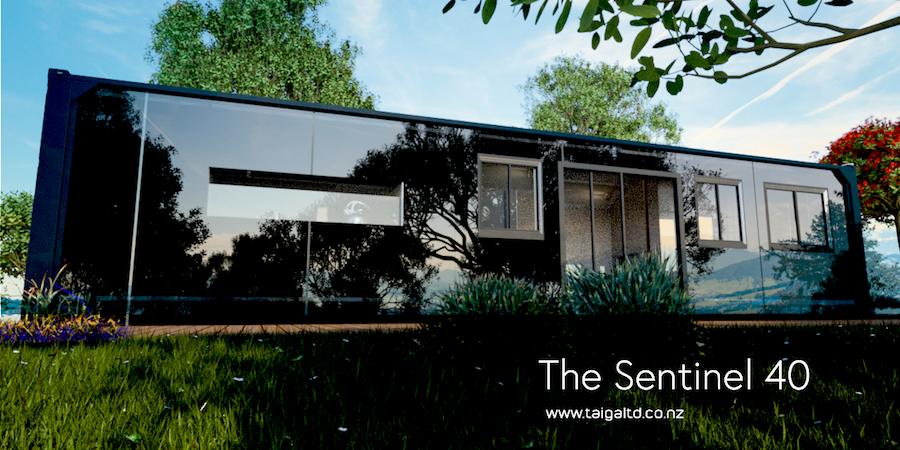 Taiga Ltd - Sentinel 40