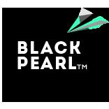 Black Pearl Mail Logo