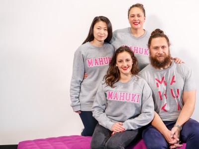 mahuki team