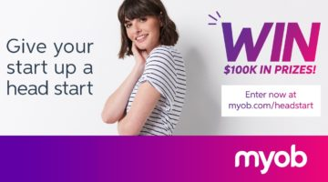 myob startup competition
