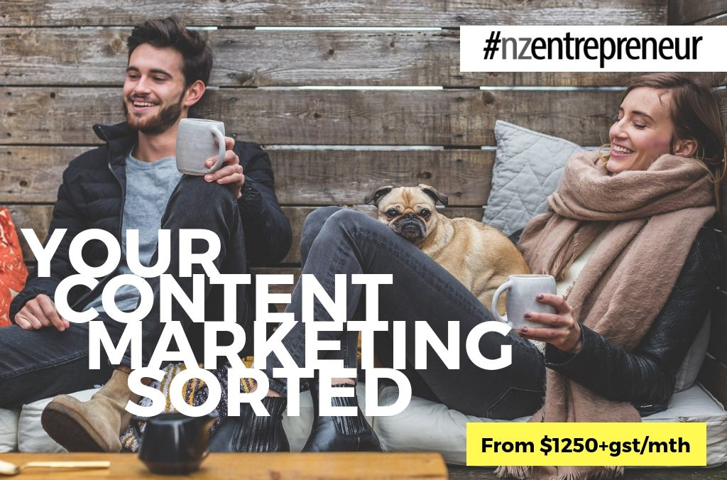 content marketing nz