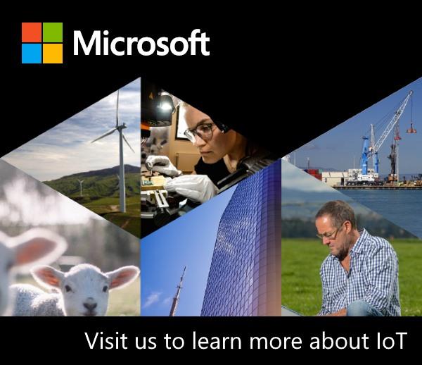 Microsoft NZ IoT