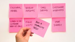 How to conduct user testing