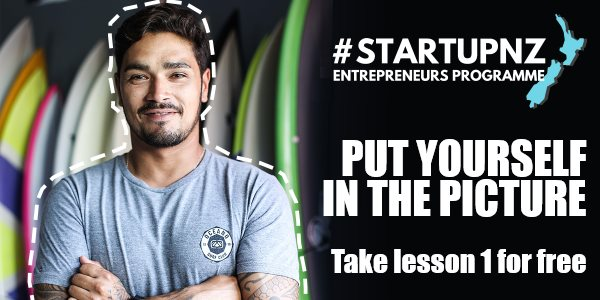 Startup NZ Lesson 1 for free