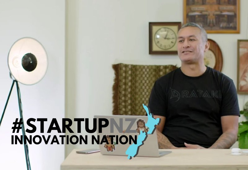Startup NZ Innovation Nation tile
