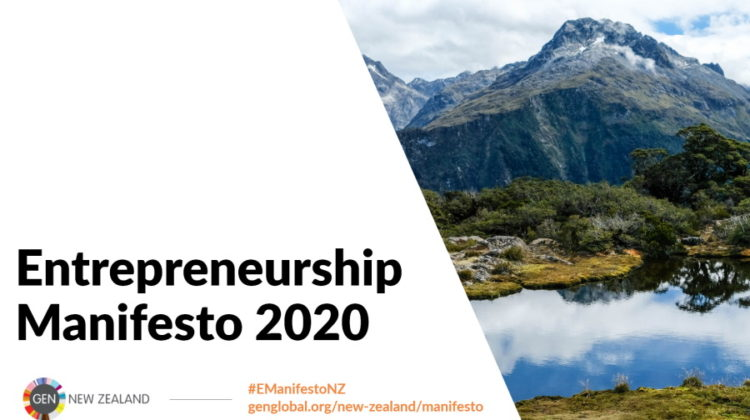 entrepreneurship manifesto