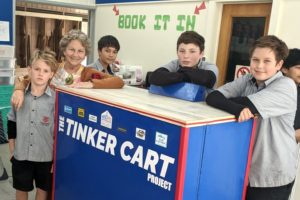 Super Humanics Tinker Cart