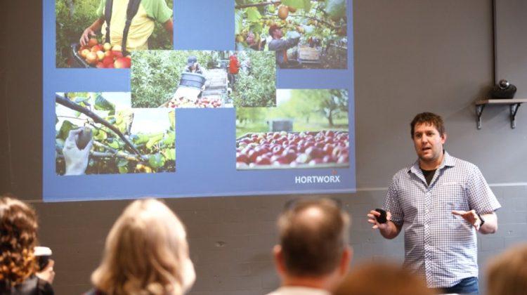 Hortworx founder Rob Elstone