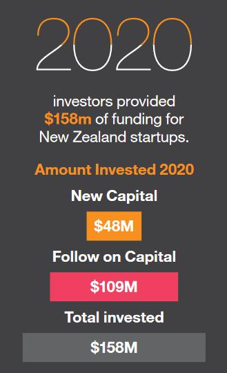 NZ startup investment