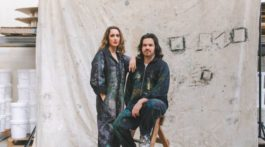 James Mount and Grace Glass, Natural Paint co